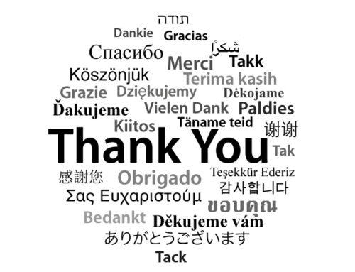 Thank you for my NPX / VCDX numbers
